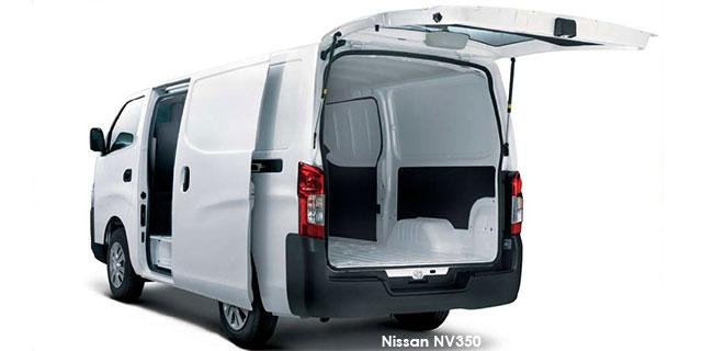 Nissan NV350 2.5 Panel Van NST