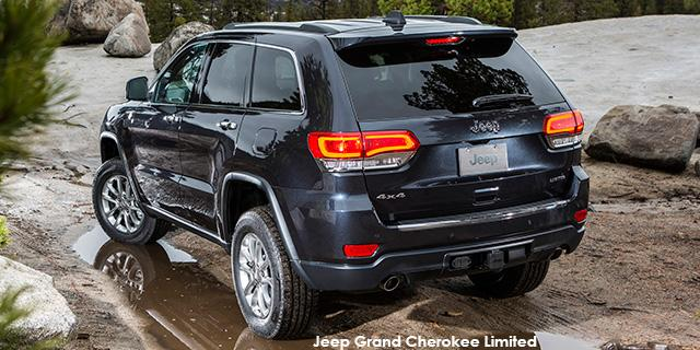 Jeep Grand Cherokee 3.6L V6 Limited