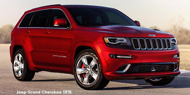 Jeep Grand Cherokee 6.4L V8 SRT