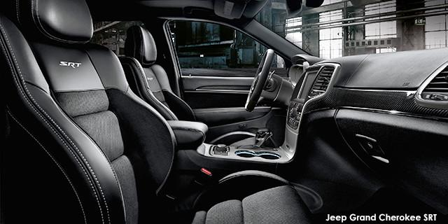 Jeep Grand Cherokee 6.4L V8 SRT