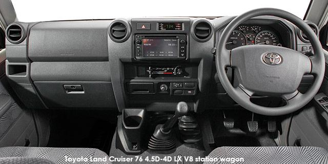 SUV Land Cruiser 76 4.5 V8D SW