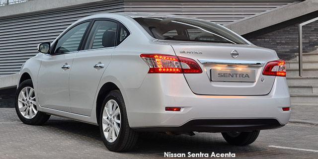 Nissan Sentra 1.6 Acenta