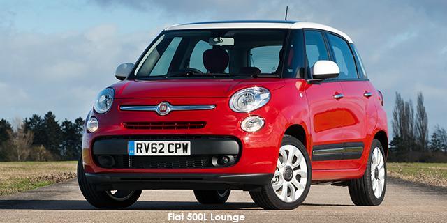 Fiat 500L 1.4 Easy