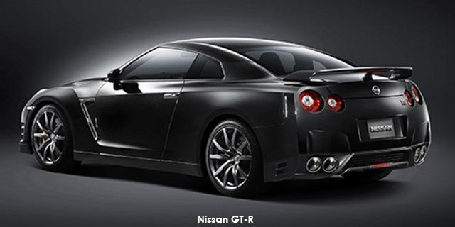 Nissan GT-R MY'15 Black Edition