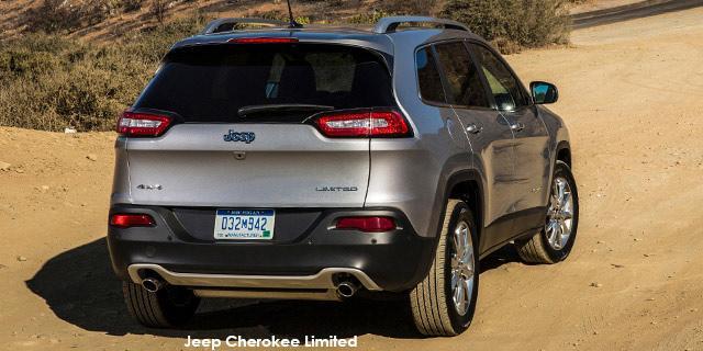 Jeep Cherokee 2.4L Longitude