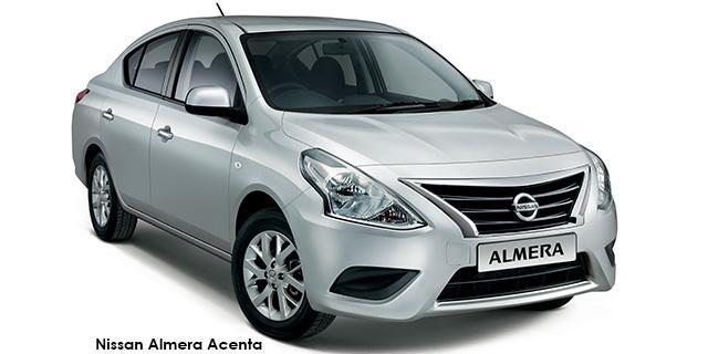 Nissan Almera 1.5 Acenta Auto