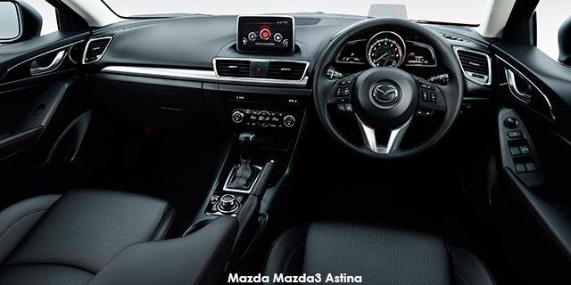 Mazda Mazda3 Mazda3 hatch 1.6 Dynamic auto