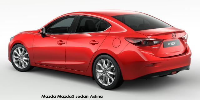 Mazda Mazda3 Mazda3 sedan 1.6 Dynamic