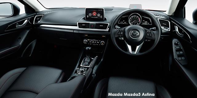 Mazda Mazda3 Mazda3 sedan 1.6 Dynamic auto