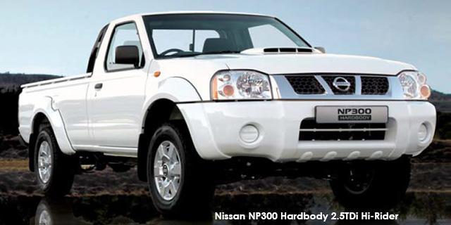 Nissan NP300 Hardbody 2.5D HIGH SC Diesel