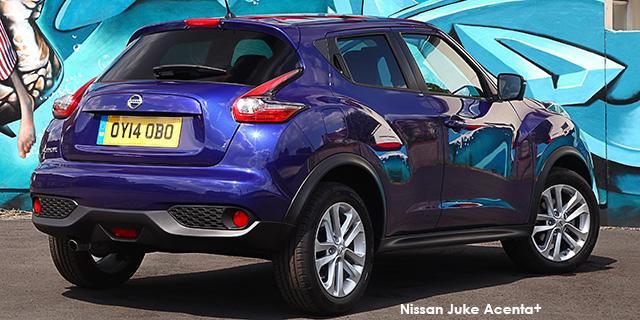 Nissan Juke 1.2DIG-T Acenta