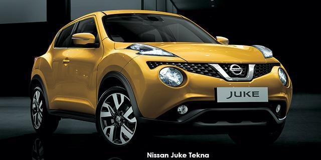 Nissan Juke 1.6T 4WD Tekna