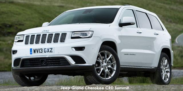 Jeep Grand Cherokee 3.0L CRD Summit