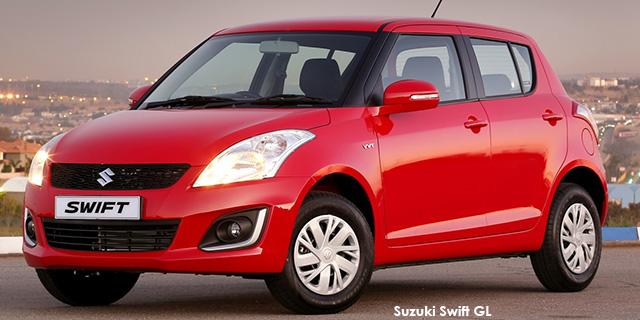 Suzuki 2017 Swift 1.2 GL auto