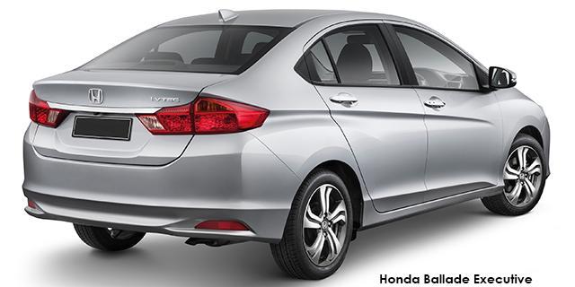Honda Ballade Executive 1.5 CVT