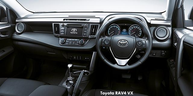 SUV RAV4 2.0P GX CVT 2WD