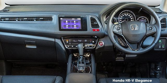 Honda HR-V 1.8 Elegance Auto