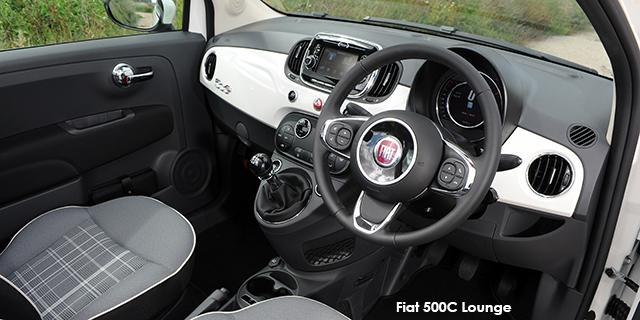 Fiat 500 Twin Air 85HP Pop Star Cab