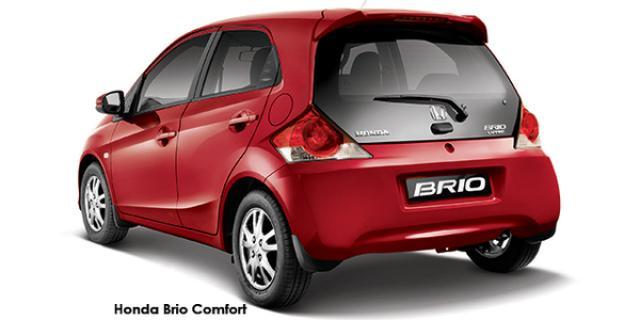 Honda Brio 1.2 Comfort 5-Dr