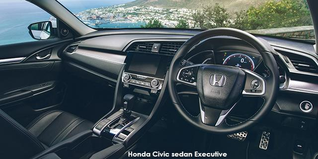 Honda Civic Sedan 1.5T Sport CVT