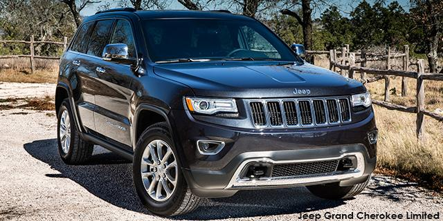 Jeep Grand Cherokee 3.6L V6 Laredo