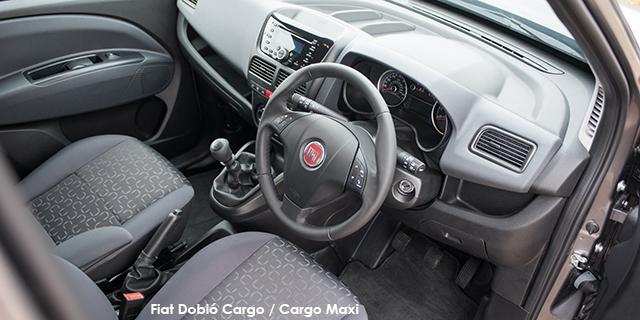Fiat Doblo Cargo 1.6 Multijet Maxi