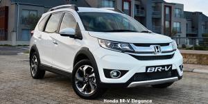HondaBR-V