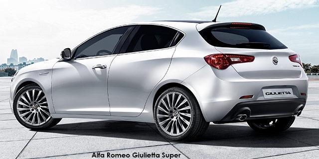 Alfa Romeo Giulietta 1.4 TB Super auto