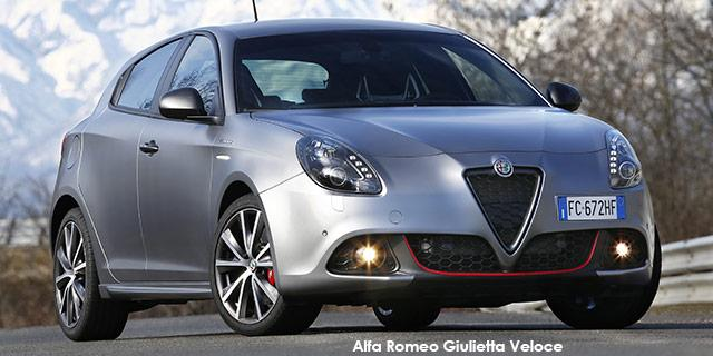Alfa Romeo Giulietta 1.8 Veloce TCT