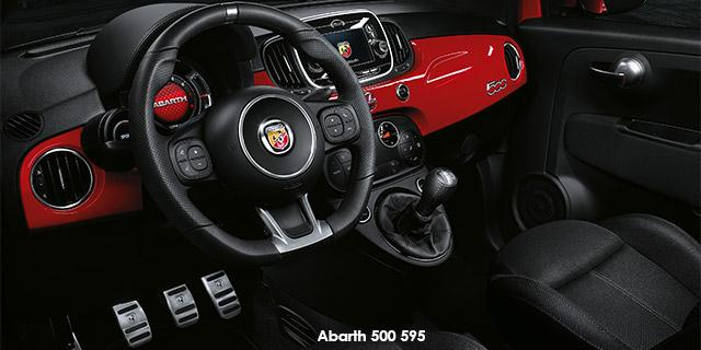 Abarth 500 595 1.4 Turbo Cab
