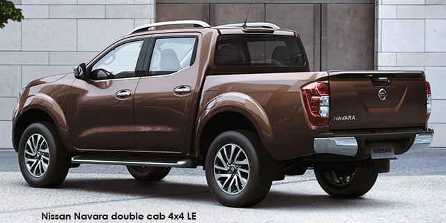 Nissan Navara 2.3D LE 4X4 DC
