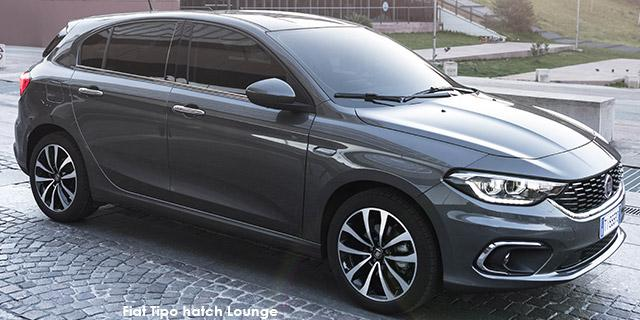 Fiat Tipo Hatchback 1.6 Easy Auto