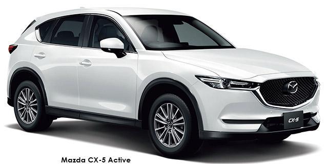 Mazda CX-5 CX-5 2.2DE Active