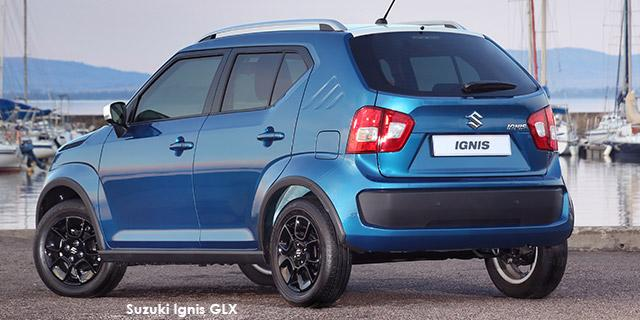 Suzuki Ignis 1.2 GLX Auto