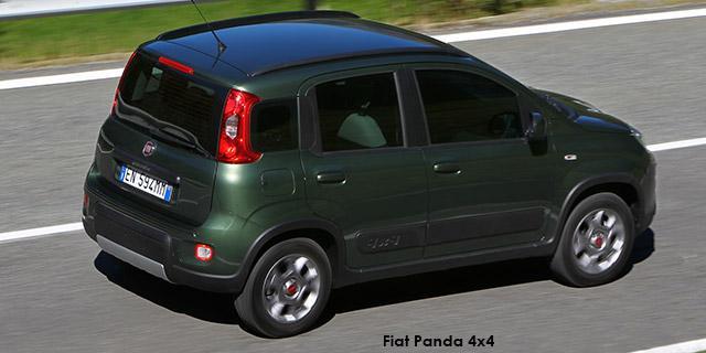 Fiat Panda 0.9 TwinAir 4x4
