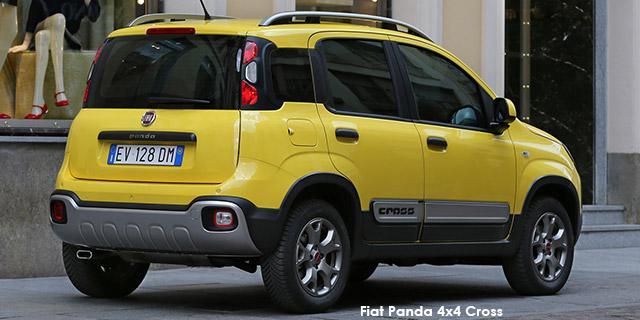 Fiat Panda 0.9 TwinAir 4x4 Cross