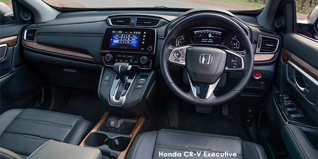 Honda CR-V 1.5T Exclusive AWD