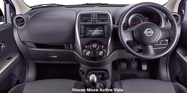 Nissan Micra Active 1.2 Visia