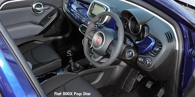 Fiat 500X 1.4 Pop Star