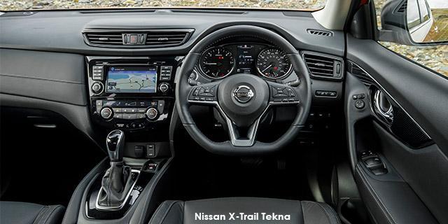 Nissan X-Trail 2.5 Acenta CVT 4WD 7s