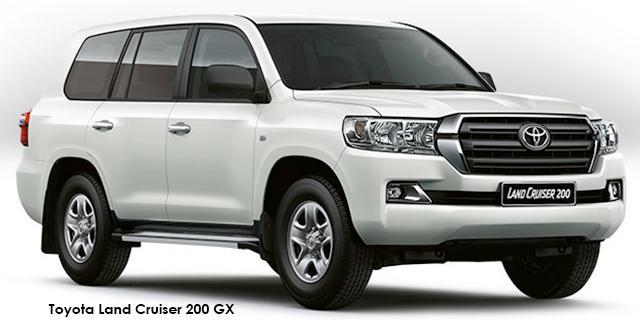 SUV Land Cruiser 200 4.5D V8 GX-R 6AT