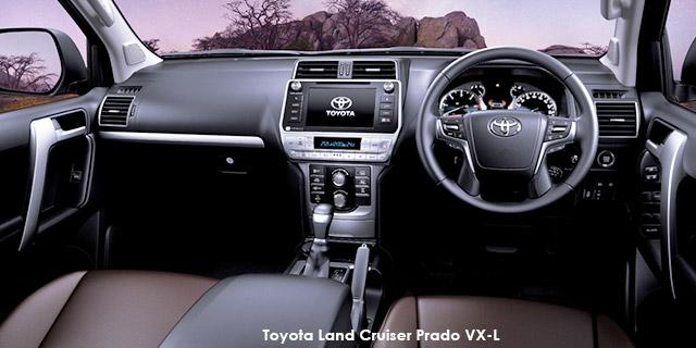 SUV Land Cruiser Prado TX 3.0 D 5AT