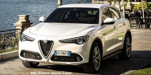 Alfa RomeoStelvio