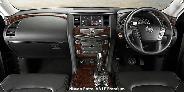 Nissan Patrol 4.8 GRX AT NAV