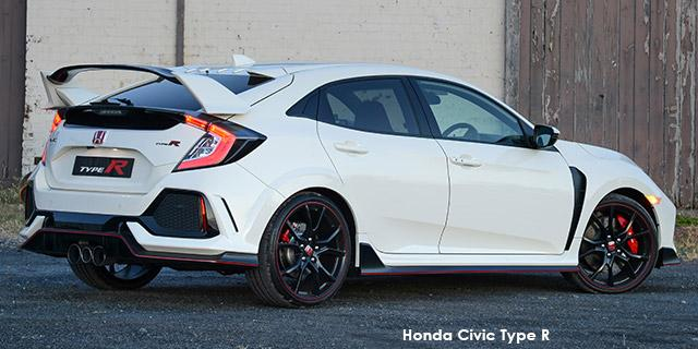 Honda Civic Type R 2.0 VTEC Turbo