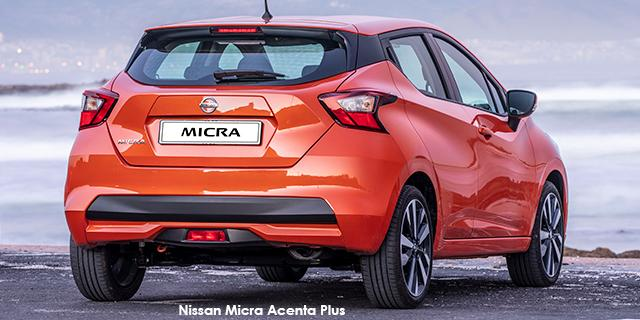 Nissan New Micra MICRA 66kW Turbo Acenta Plus