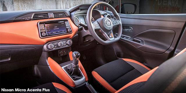 Nissan New Micra MICRA 66kW Turbo Acenta Plus