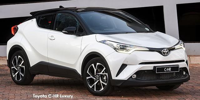 SUV C-HR 1.2T Luxury CVT