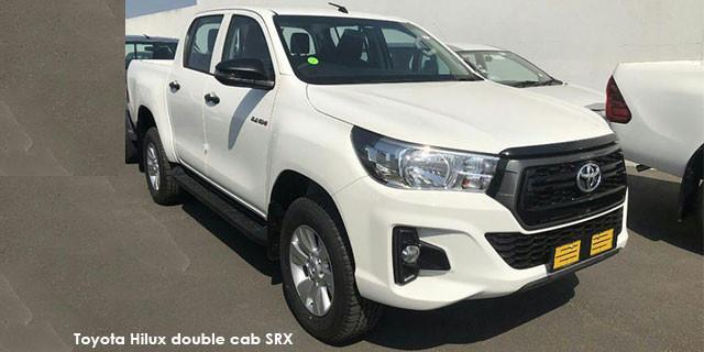 Commercial Hilux DC 2.4 GD-6 RB SRX 6AT (New)