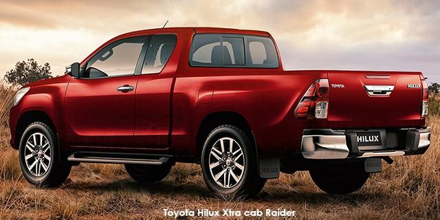 Commercial Hilux (From 16 October 2017 - 12 August 2018) XC 2.8 GD-6 4x4 Raider AT